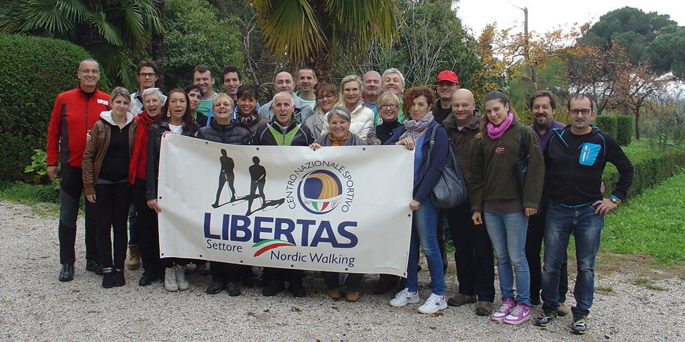 2° Seminario Libertas Nordic Walking