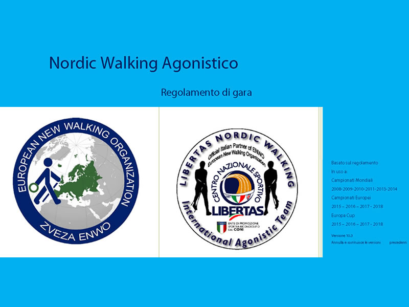 Regolamento Nordic Walking Agonistico