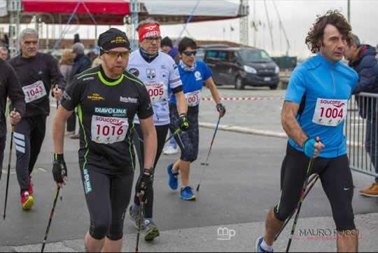 Campionato Nazionale Libertas Nordic Walking Agonistico – Risultati Gara Viareggio